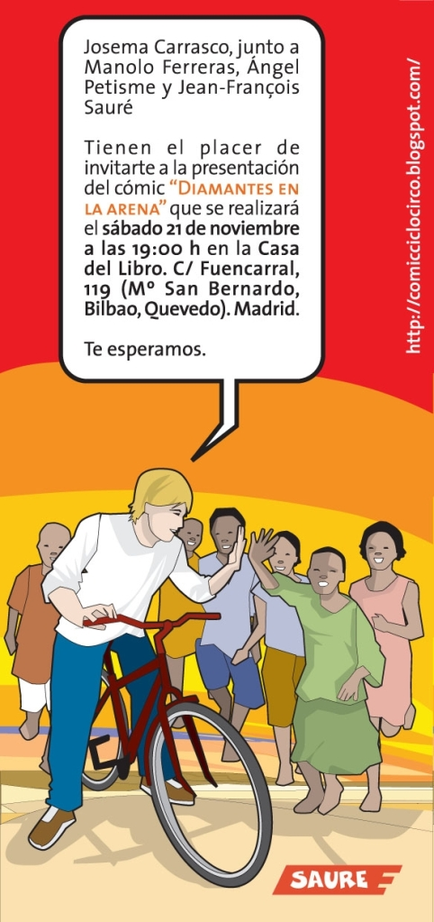 INVITACION CICLOCIRCO madrid