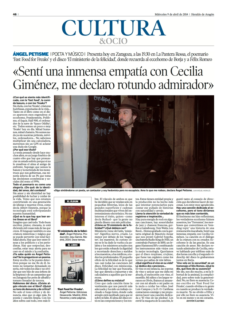 Petisme Antón Castro Heraldo