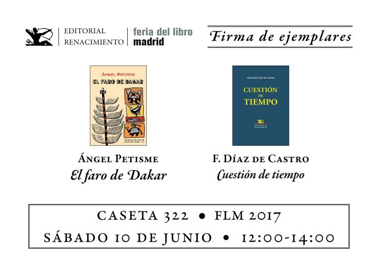 carteles feria libro firmas MADRID 2017_19