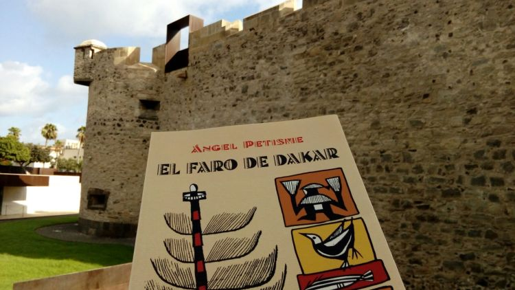 Adolfo El ángel caído .Faros frente a castillod.Contra cañones, palabras