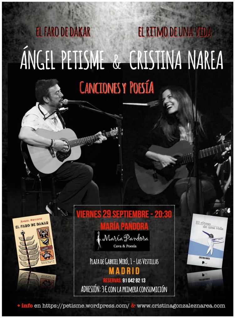 cartel María Pandora copia