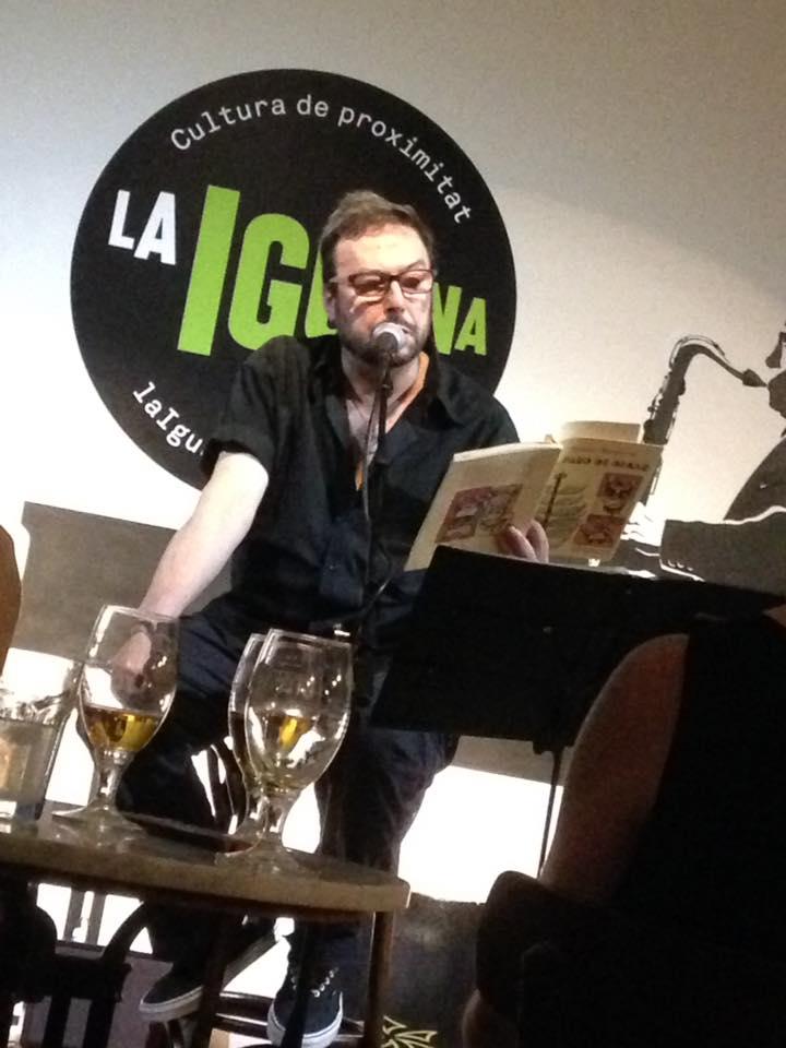 Pepi Bauló .Intenso reencuentro con Ángel Petisme, su mundo de canción y poesía, su África vivida y viva, su inconformismo con D.O. aragonesa y universal. 1
