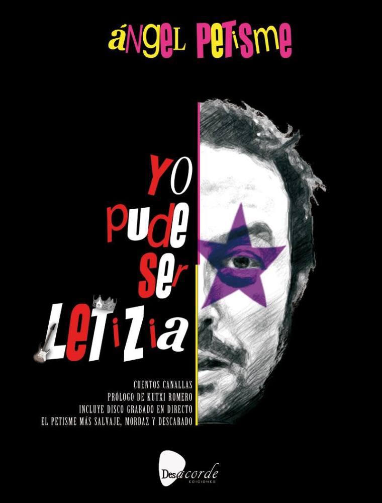 portada Yo pude ser Letizia (libro disco)
