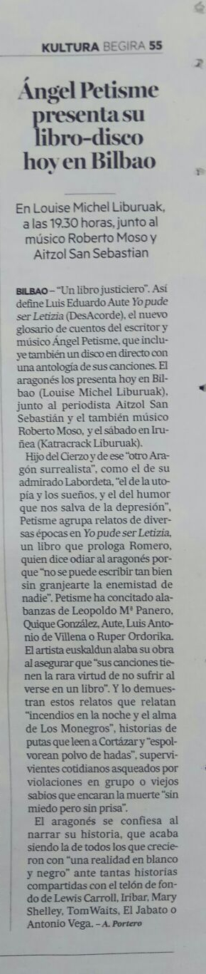 DEIA. Andrés Portero