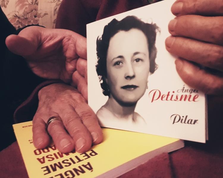 """Juan González Diz (BarcelonaCuando mi madre, mujer de pocas palabras, me entregó aquel CD diciendo """"Escúchalo""""; también me estaba diciendo- """"Lo amarás. .jpg"""